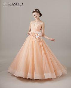 CAMILLA salmon Camilla, Marie, Salmon, Ball Gowns, Formal Dresses, Wedding, Color, Fashion, Dress