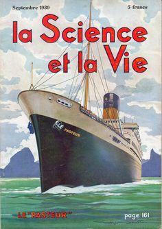 LA SCIENCE ET LA VIE - N. 267 Settembre 1939