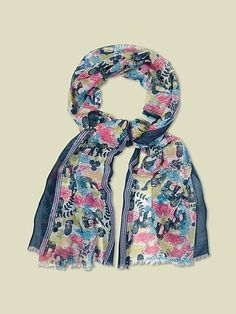 himalayan elephant scarf