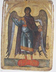 Oldest Orthodox Icon of Archangel Gabriel - Google Search