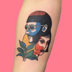 Billedresultat for leon the professional tattoo Future Tattoos, Love Tattoos, Tattoo You, Body Art Tattoos, Tatoos, Piercings, Piercing Tattoo, Mode Inspiration, Tattoo Inspiration