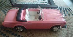 Vintage Barbie Rolls Royce Convertible Car  | eBay