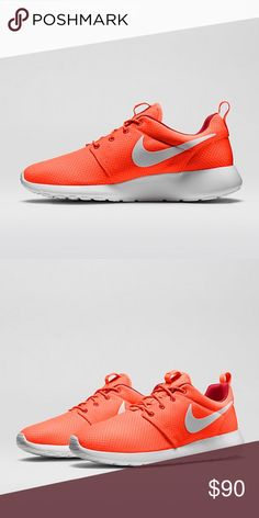 🚨FINAL PRICE🚨 Men's Nike Roshe run sneakers •Brand new •Authentic •Box not included •FINAL PRICE Nike Shoes Sneakers