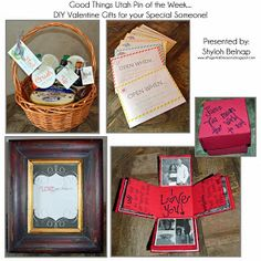 diy gifts for him on valentine's day