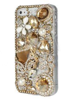 BIG BLING 3d Handmade Crystal & Rhinestone Iphone 4 case/cover by Jersey Bling by Jersey Bling Cases, http://www.amazon.com/dp/B00ABC6SPI/ref=cm_sw_r_pi_dp_jELwrb1HWN2CQ