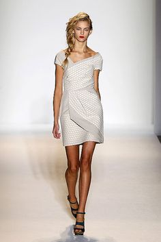 Lovely dress by Lela Rose