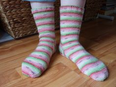 Ravelry: Sherecie's Summer Socks