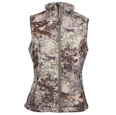 ac53c829dfb9e Ladies Loft Vest in Desert Shadow Hunting Camo, Camo Outfits, Camo Clothes,  Hunting