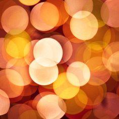Bokeh of christmas lights Art Print by franckreporter | Society6