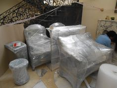Items which packed by our professional team at one of our removals...