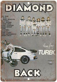 Diamond Back Harry Leary TURBO BMX Print Advertising, Print Ads, Vintage Prints, Retro Vintage, Vintage Looks, Diamondback Bmx, Pocket Bike, Bmx Racing, Bmx Bikes