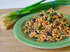 Cooking Weekends: Moroccan Quinoa Salad