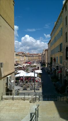 Marseille Provence, Street View, Marseille, Aix En Provence