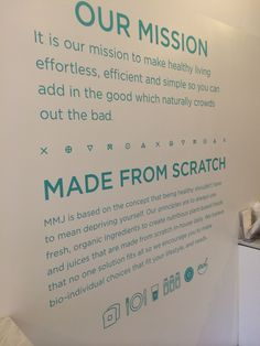 Should post our mission. What kind of graphics, text, and signage? Should post our mission. What kind of graphics, text, and signage? Smoothie Bar, Smoothies, Juice Bar Menu, Juice Bars, Creating A Mission Statement, Juice Bar Design, Health Bar, Nutrition Club, Healthy Snacks For Diabetics