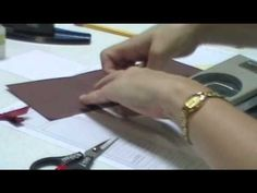 trifold window card tutorial