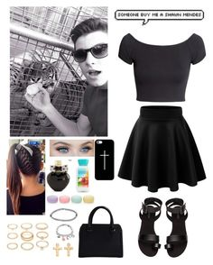 """""""Taking Shawn (Your Bf ) To The Zoo On His Birthday !!!!!!!!!!"""" by mely-carrasco ❤ liked on Polyvore featuring H&M, Forever 21, Aéropostale, Mudd, Juicy Couture, Casetify, Victoria Beckham, Boohoo, women's clothing and women's fashion"""