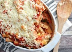 You searched for roasted vegetable baked ziti - Budget Bytes Vegetable Baked Ziti, Baked Vegetables, Veggie Lasagna, Veggies, Vegetarian Recipes, Cooking Recipes, Pasta Recipes, Cooking Joy, Gastronomia
