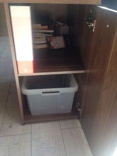 Ideal Sch ner Schreibtisch in nussbaum in Baden W rttemberg Schw bisch Gm nd B rom bel gebraucht kaufen BadenEbay Classifieds
