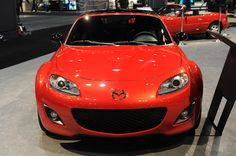 2012 Mazda MX-5 Special Edition Chicago 2012