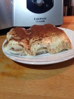 Una deliciosa receta de Tiramisú con amaretto sobre bizcochos de soletilla para #Mycook http://www.mycook.es/receta/tiramisu-con-amaretto-sobre-bizcochos-de-soletilla/