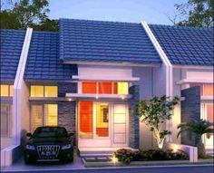 9 Desain Rumah Minimalis Type 36/72 Paling Update...!!!