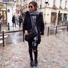 """""""Bundled up! / 2.20.15"""" Photo taken by @sincerelyjules on Instagram, pinned via the InstaPin iOS App! http://www.instapinapp.com (02/20/2015)"""