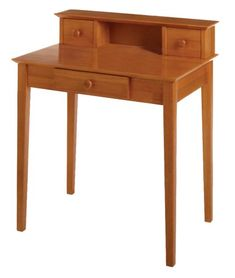 Winsome Wood Writing Desk, Honey Winsome Wood,http://www.amazon.com/dp/B000NPU1TM/ref=cm_sw_r_pi_dp_.py1sb176ETN0Q6V