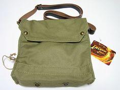 Indiana Jones bag.