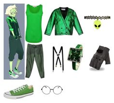 """You clods"" by scorpio-aki ❤ liked on Polyvore featuring Converse, French Connection, Bottega Veneta, Mauro Grifoni, River Island and TOKYObay"