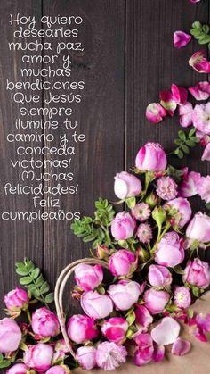 Happy Birthday Wishes, Aurora, Birthdays, Happiness, Quotes, Flower, Happy Birthday For Her, Happy Birthday Captions, True Quotes