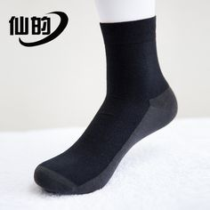 Great Deal $10.20, Buy 2017 Autumn new arrival graphene By Far Infra-red Black Deodorization Moisture absorption breathable men socks XDNAN/008/TY