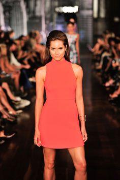 The Asbury Dress in Virgo Red $180 (coming soon!) Xx