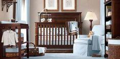 Baby boy nursery brown crib room ideas 29 ideas for 2019 Boy Nursery Colors, Baby Boy Nursery Themes, Baby Boy Rooms, Baby Boy Nurseries, Babies Nursery, Nursery Room, Nursery Ideas, Baby Nursery Furniture, Nursery Inspiration