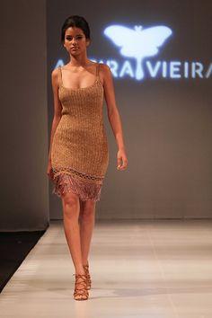 Crochetemoda: Alzira Vieira