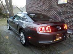 2014 mustang would be nice to have it parked in my drive way but proabbly never happen