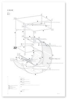 Graphic design construcion lines