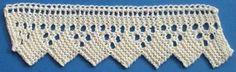 tejido en, en aguja, knit stitch, de tejido, knit lace