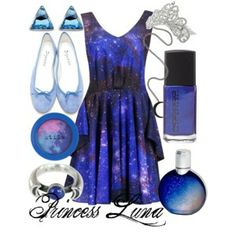 Princess Luna My Little Pony Friendship Is Magic By Colorsgalore On Polyvore General