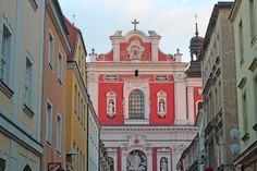 Poznan, Poland - colorful city