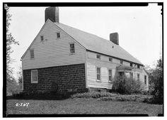 Crane House, West Caldwell, NJ 1936
