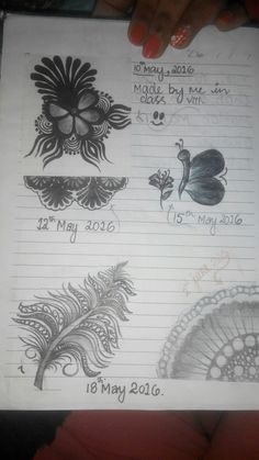 Some of my artwork...