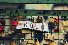 Hohenzollernbrücke | Kölner Liebesschlösser | was eigenes Blog