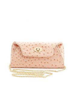Ostrich Studded Mini Bag: Charlotte Russe