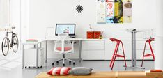 Office-New at the Herman Miller Store