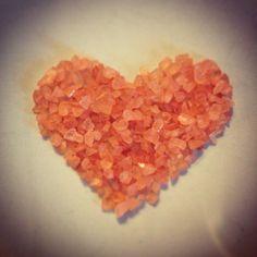 """#valentinesday #saltheart #theoliveandvine"""