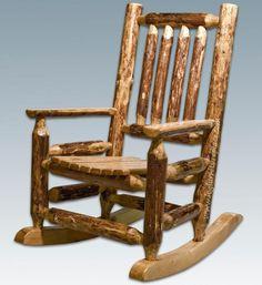 Log Rocking Chair Plans Free Ideas PDF Ebook Download UK