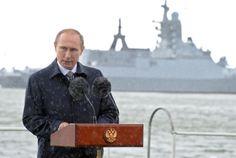 Russia's crackdown o