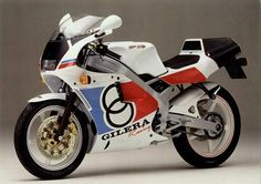 1988 Gilera SP01 125cc http://www.motorcyclespecs.co.za/model/gilera/gilera_sp01_125 88.htm