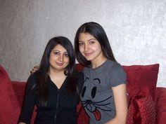 Anushka Sharma With Her Sister