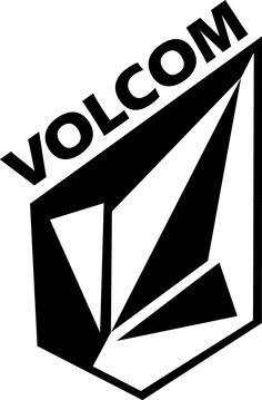 Volcom Stone Motocross Logo, Surf Brands, Vinyl Shirts, Logo Sticker, Diamond Gemstone, Back Tattoo, Art Logo, Graffiti Art, Printed Shirts